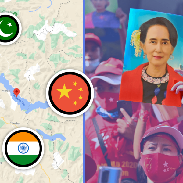 China India Border Conflict Progresses, Ebola Returns to Africa & Myanmar Coup Updates