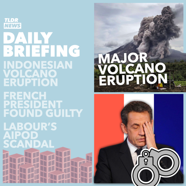 March 02: A Volcanic Explosion, A Jailed President, and an Expenses Scandal 3