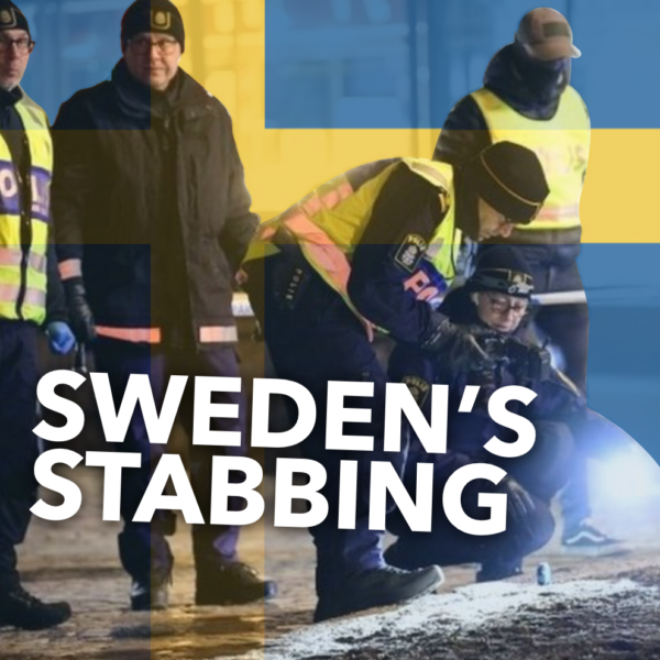 March 04: An Attack in Sweden, COVID Deaths, and Amazon Fresh 2