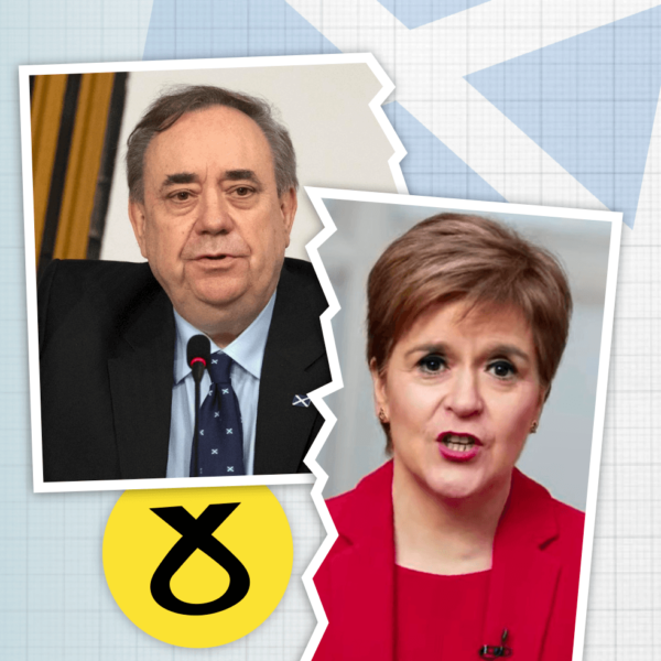 Salmond vs Sturgeon: The Salmond Inquiry and Battle for the SNP Explained