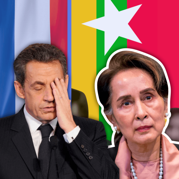 Myanmar's Leader Reappears, Sarkozy Found Guilty of Corruption & Hungary's Vaccines