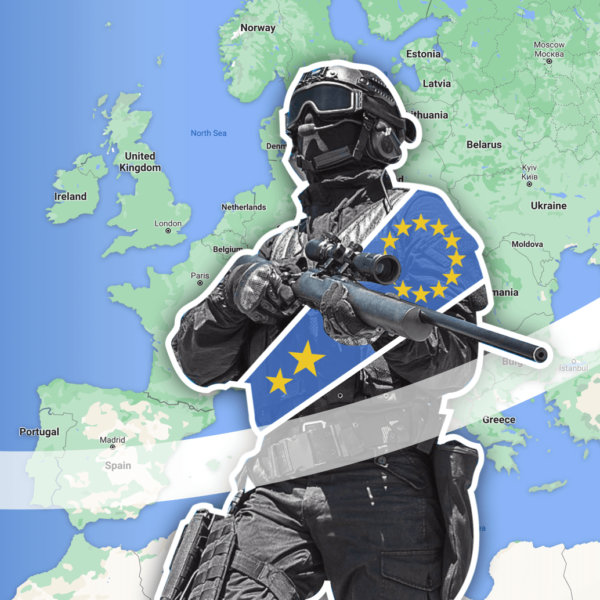 Frontex: How the EU's Growing 'Army' is Attempting to Secure the Border