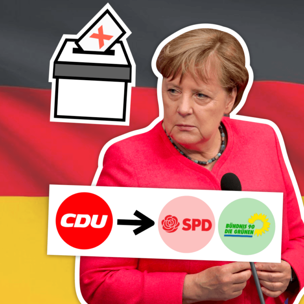 Merkel's CDU Lose 2 Significant Elections: What it Means for Germany & Europe's Future