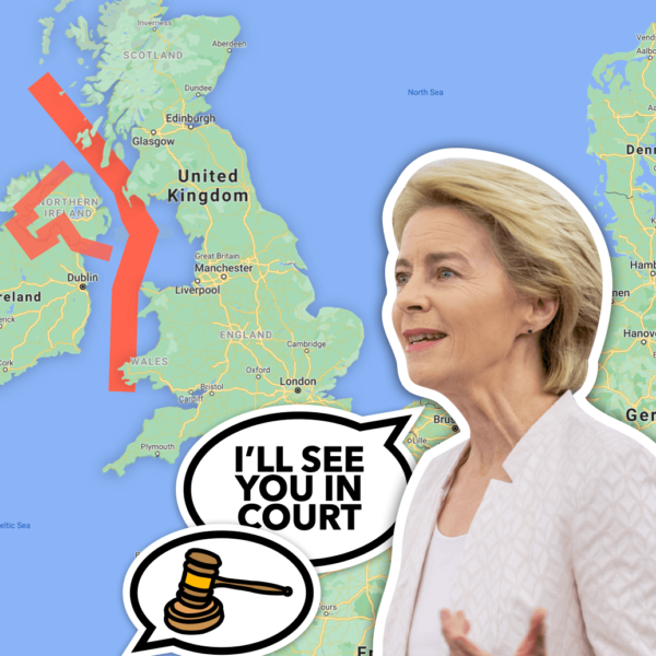Will the EU take Britain to Court over the Irish Border Dispute? The Conflict Explained