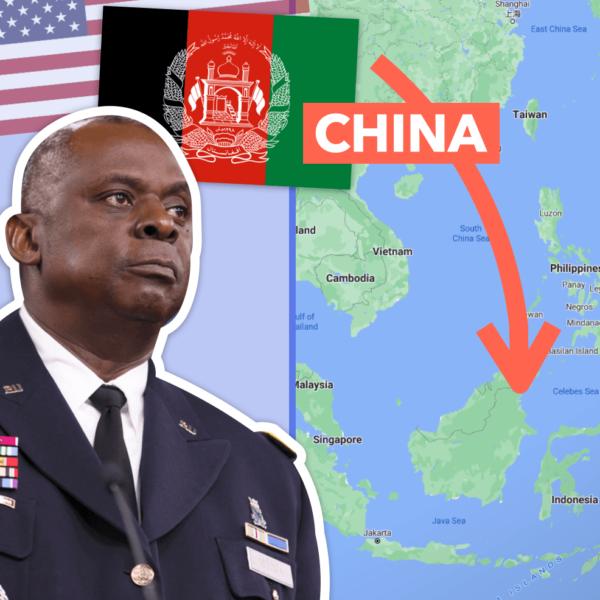 China Escalates the South China Sea Dispute & America's Secret Afganistan Trip