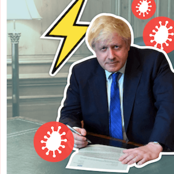 Johnson Extends his Emergency COVID Powers until October & Gets Grilled by his own Party