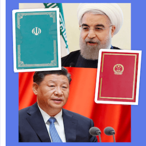 How Trump Contributed to the China/Iran Deal, Farage's New Job & Myanmar Gets Worse