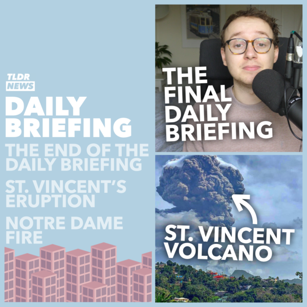 Apr 15: St. Vincent Volcano, an Ecosystem Report, the Anniversary of the Notre-Dame Fire