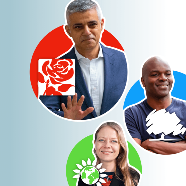 London Mayoral Election Explained: Will Sadiq Khan Win Re-Election? (ft. Max Fosh)