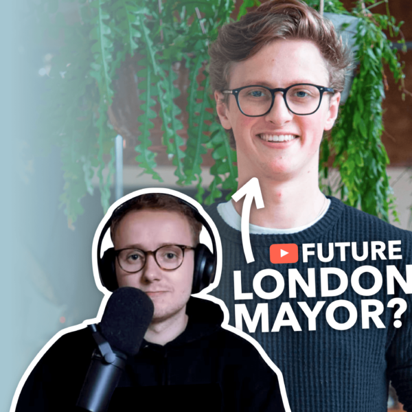 TLDR Interviews Max Fosh: Does The YouTuber Running for Mayor Actually Want Your Vote?