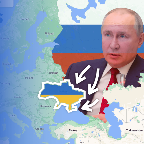 Russia Preparing for War with Ukraine? Why is Russia Sending Soldiers to the Border?