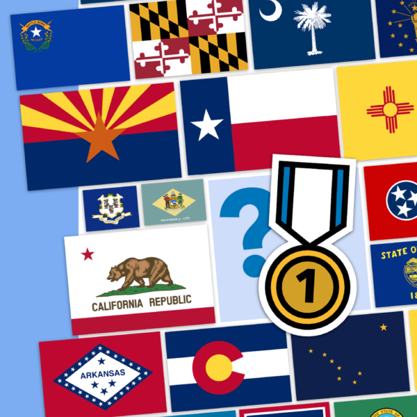 363,389 Votes: What Is America's Best State Flag?