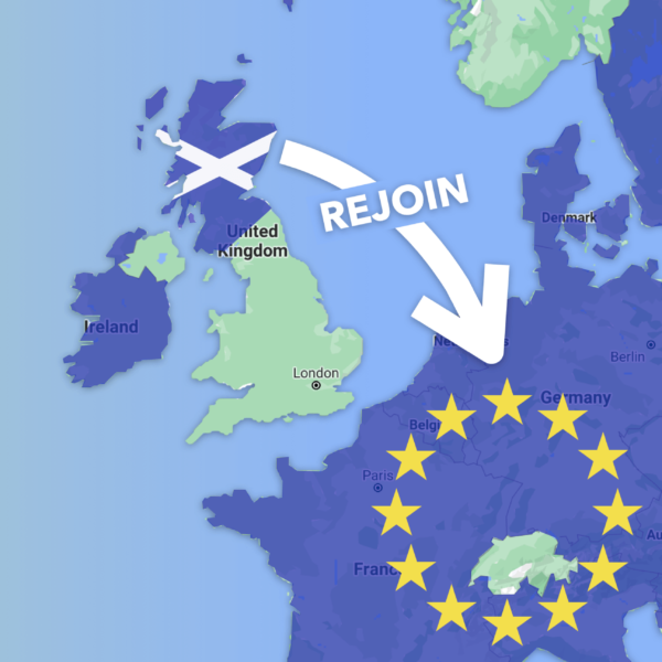 Can Scotland Leave Britain & Rejoin the European Union?