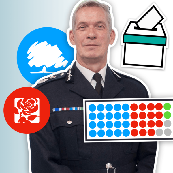 The Police & Crime Commissioner Elections Explained: Who are they & why are we Voting?