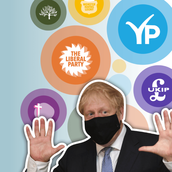 Britain's Weird, Small Political Parties Explained