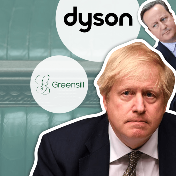Tory Cronyism: Is the Government Giving Deals to their Friends? 1