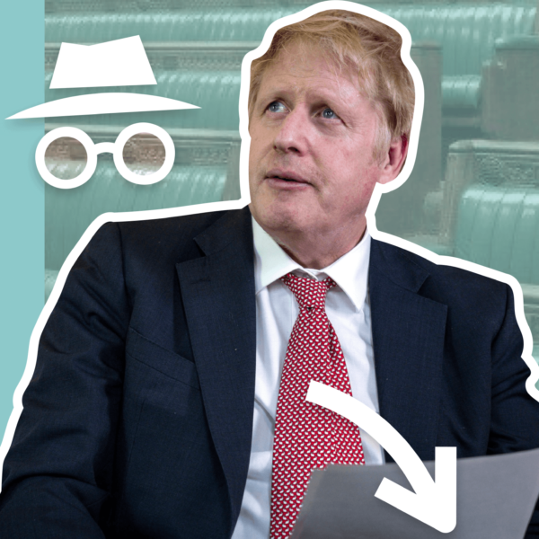 Is Johnson Hiding Business Connections & Britain's Work in Israel/Palestine