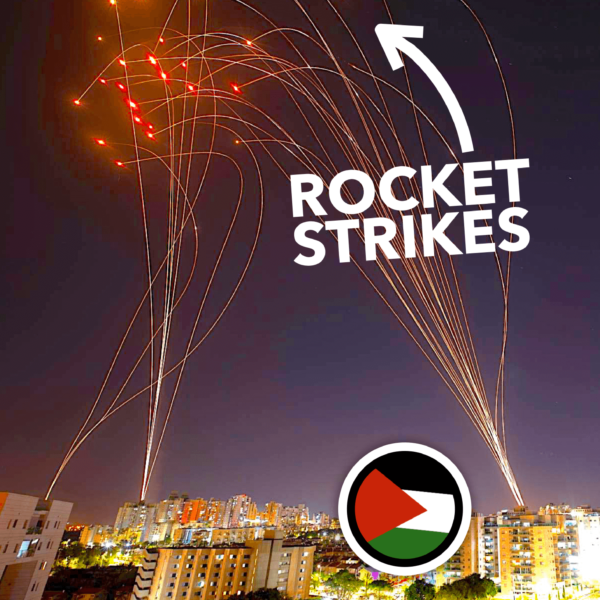 The Israel Palestine Dispute Explained: Why are Rocket Strikes Being Fired?