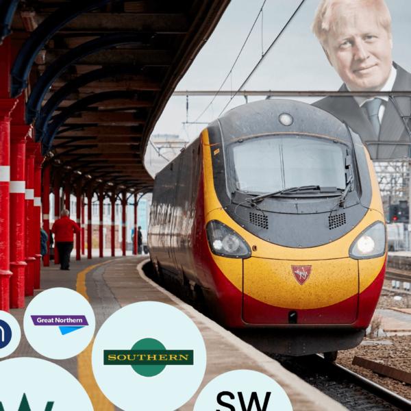 Renationalising Britains Railway: Johnson's Plans to Reform British Trains