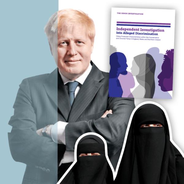 Was Johnson Islamophobic? The Conservative Islamophobia Report Explained