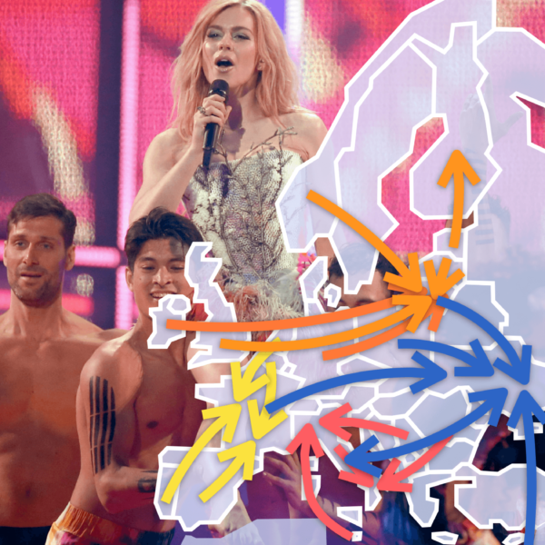 The Secret Politics of Eurovision: Does Everyone Just Vote for their Allies & Neighbours