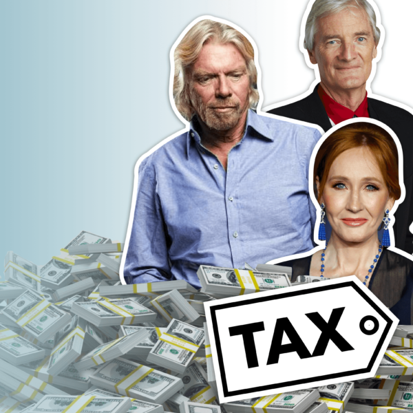 Wealth Tax? Could Britain's Billionaires Pay for the Pandemic?