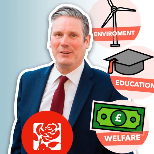Labour's Policies: What The Hell Does Starmer Stand For?