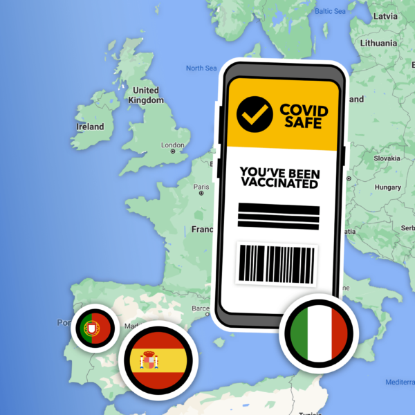 Europe's Vaccine Passports: Are European Holidays Available in 2021?