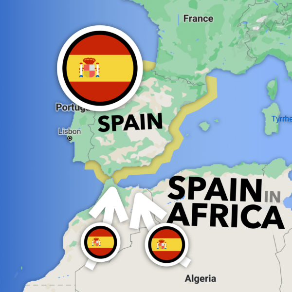 Spain's Secret African Cities: A Migrant Crisis on the 'European' Border
