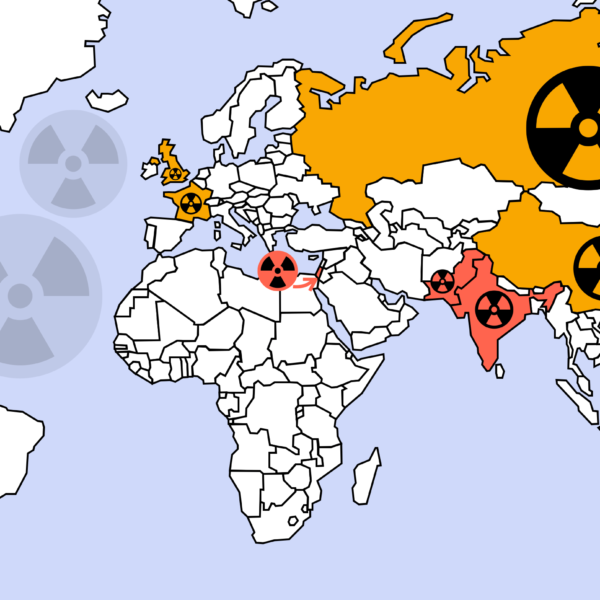 Why are Some Countries Allowed Nuclear Weapons and Not Others?