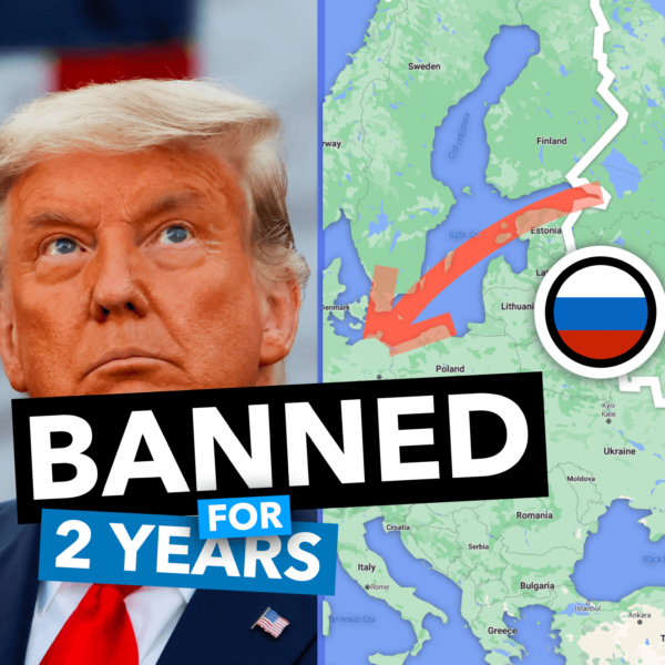 Russian Nord Stream 2 Pipeline Complete, Trump's Ban Extended, EU Rejects Chinese Deal