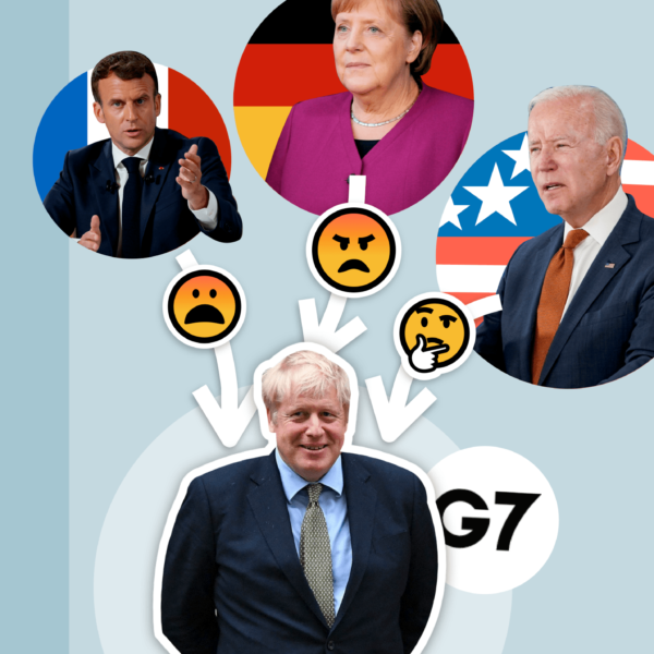 Brexit: G7 Leaders Criticise Britain's Approach to the EU (The Sausage War Continues)