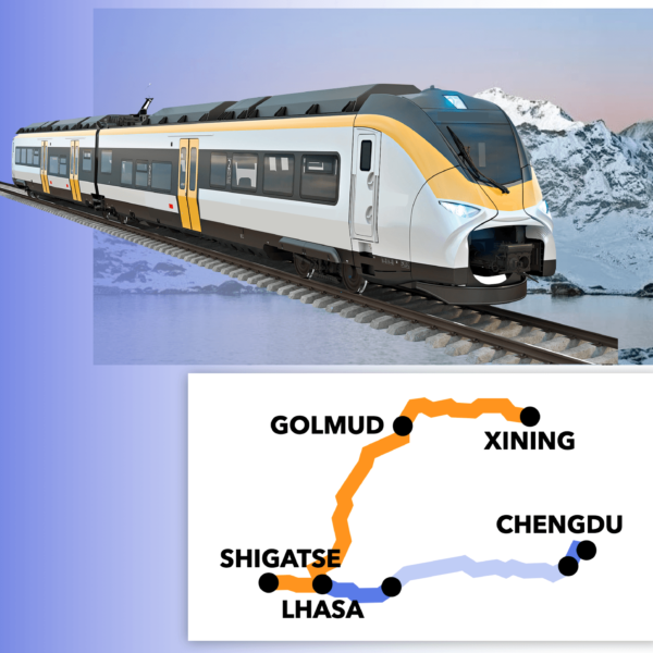 China's $50 Billion Sichuan-Tibet Railway: One of the World's Biggest Projects