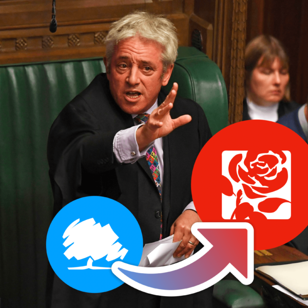 John Bercow Defects to Labour: Why the Former Speaker Abandoned the Conservatives
