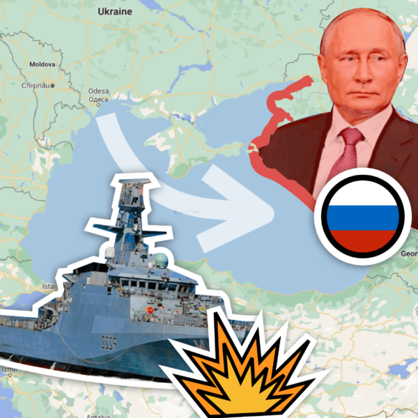 Why Russia Fired at a British Warship: The Black Sea Dispute Explained