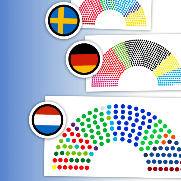 How Europe Makes Constant Coalition Governments Work