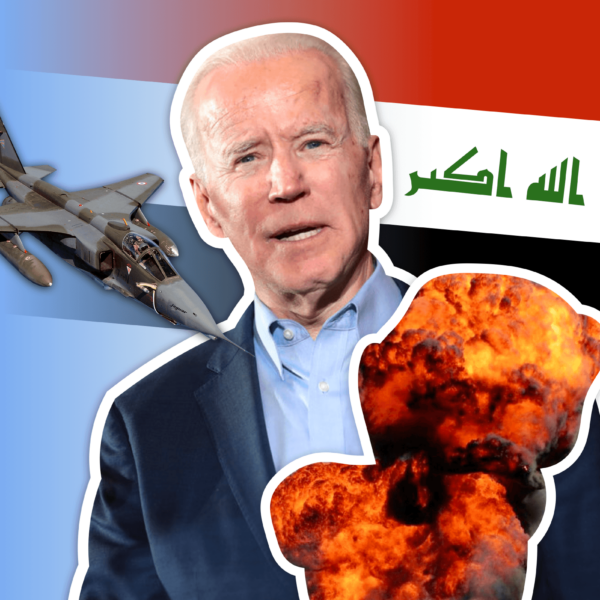 Why's America Using Airstrikes in Iraq?
