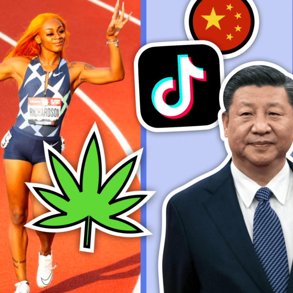 Canada's Wildfires, the Olympic Weed Scandal & China's European Influence Grows