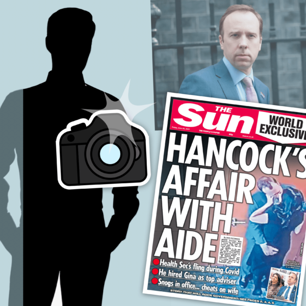 Police Raid over Hancock's Affair: Who Leaked the Photos?