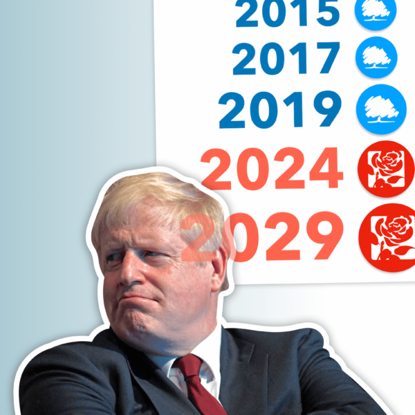 Three Reasons the Conservatives will LOSE the Next Election