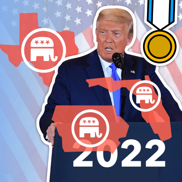 4 Reasons the Republicans will Win in 2022