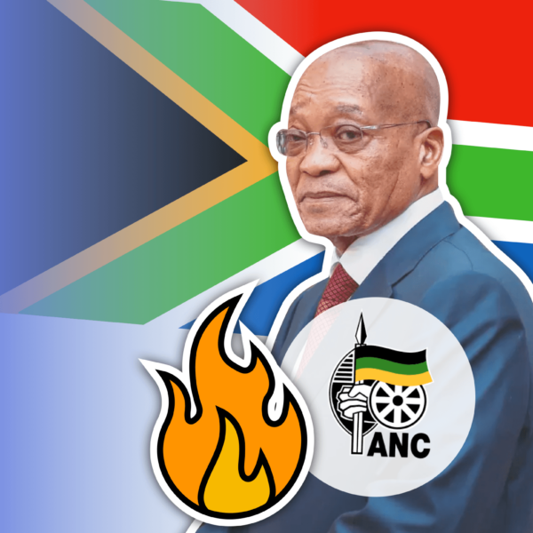 Why is South Africa Self-Destructing?