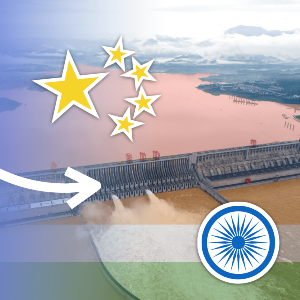 The World's Biggest Dam: Could it Start a War Between China & India