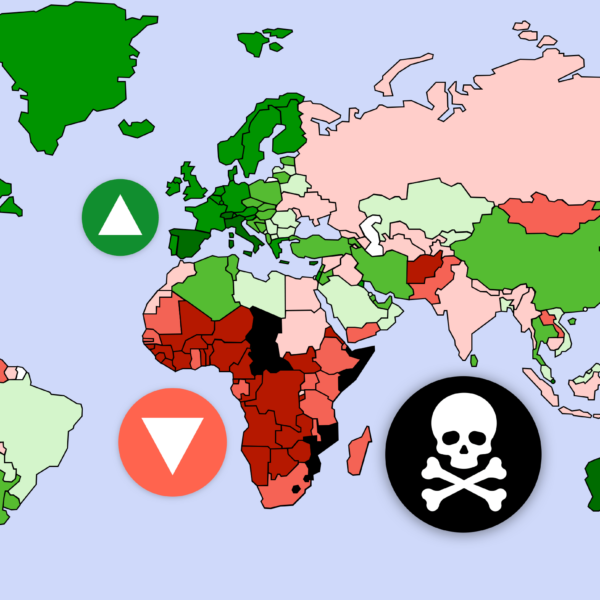 Which Country Has the Best & Worst Life Expectancy? Why?