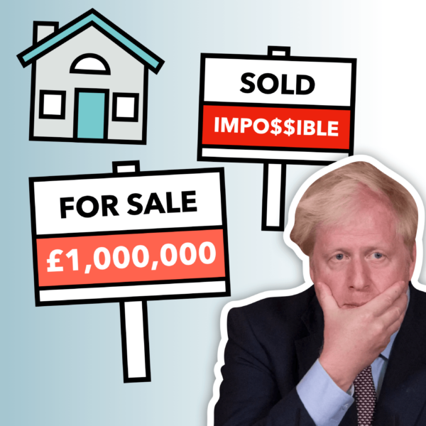 Why Are Houses Unaffordable in Britain?