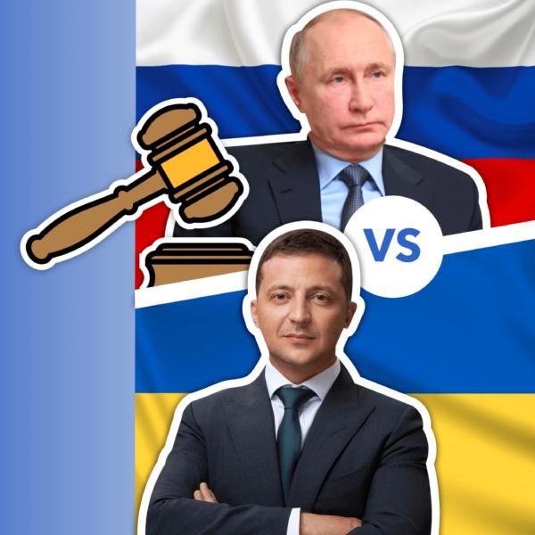Russia's Lawsuit Against Ukraine Explained: Battle of the Former Soviets
