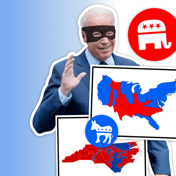 New Gerrymandering in 2021: Are the Midterm Elections Being Stolen?