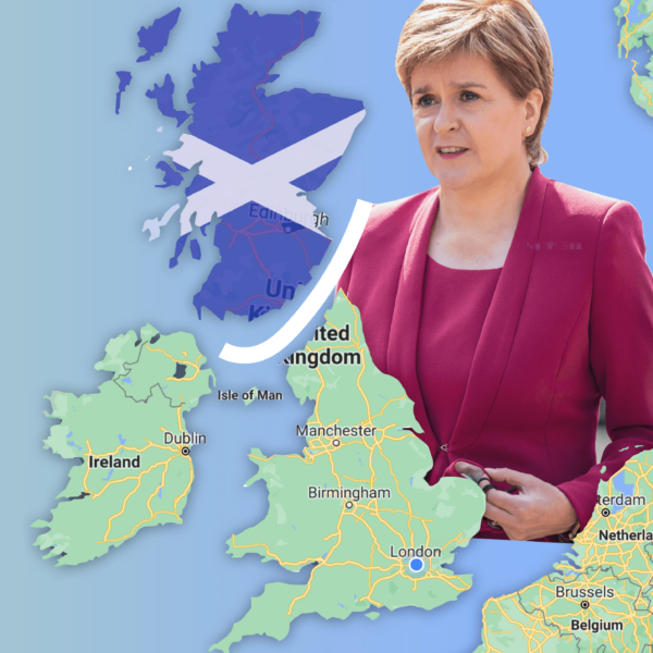 Three Arguments in Favour of Scottish Independence