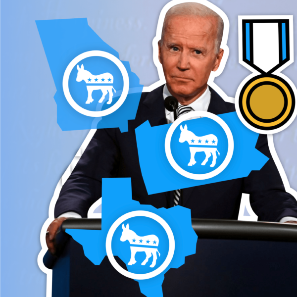 3 Reasons the Democrats will Win in 2022
