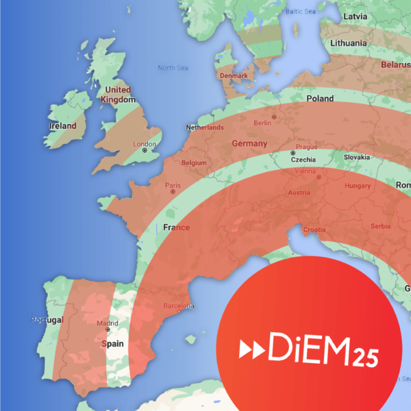 Could DiEM25 Solve Europe's Democratic Deficit? The New Party Explained